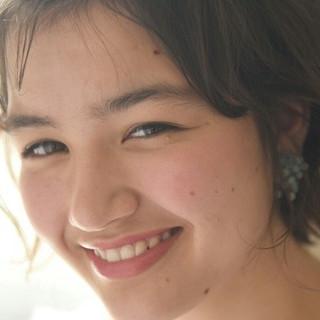 ショート 外国人風 ナチュラル ヘアアレンジ ヘアスタイルや髪型の写真・画像