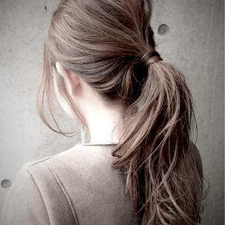 ナチュラル ヘアアレンジ 簡単ヘアアレンジ ゆるふわ ヘアスタイルや髪型の写真・画像