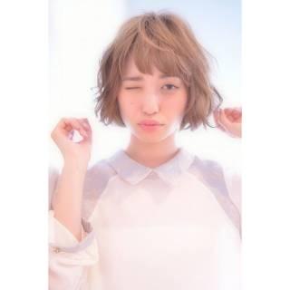 外国人風 春 パーマ モテ髪 ヘアスタイルや髪型の写真・画像 ヘアスタイルや髪型の写真・画像