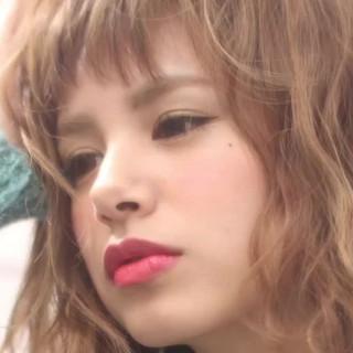 大人女子 色気 ニュアンス フェミニン ヘアスタイルや髪型の写真・画像