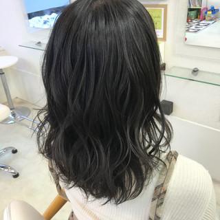 デート パーマ ナチュラル アンニュイほつれヘア ヘアスタイルや髪型の写真・画像