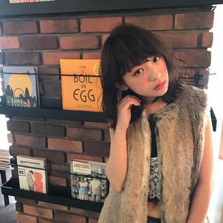 秋 色気 大人女子 モード ヘアスタイルや髪型の写真・画像