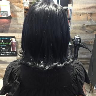 グレー 暗髪 ストリート ブルージュ ヘアスタイルや髪型の写真・画像 ヘアスタイルや髪型の写真・画像