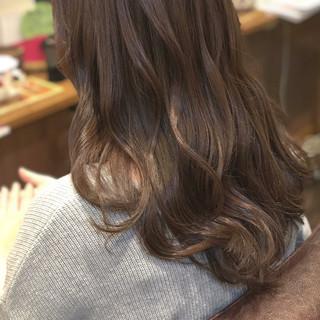 大人かわいい ナチュラル ロング 透明感 ヘアスタイルや髪型の写真・画像 ヘアスタイルや髪型の写真・画像