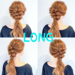 簡単ヘアアレンジ デート アウトドア ヘアアレンジ ヘアスタイルや髪型の写真・画像 ヘアスタイルや髪型の写真・画像