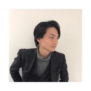 メンズカット専門美容師 岩井優弥さんのヘアスナップ