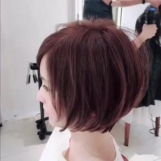 ミルクティー 大人女子 透明感 秋 ヘアスタイルや髪型の写真・画像
