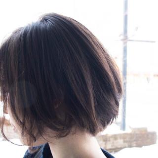 簡単ヘアアレンジ ナチュラル スポーツ ボブ ヘアスタイルや髪型の写真・画像 ヘアスタイルや髪型の写真・画像