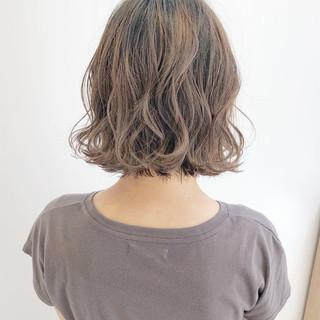 ショートヘア ボブ ベリーショート ナチュラル ヘアスタイルや髪型の写真・画像