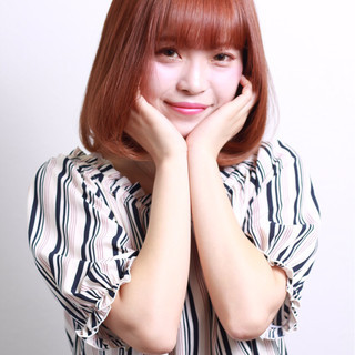 色気 ウェーブ ミディアム ヘアアレンジ ヘアスタイルや髪型の写真・画像