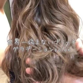 ロング 外国人風 透明感 エレガント ヘアスタイルや髪型の写真・画像