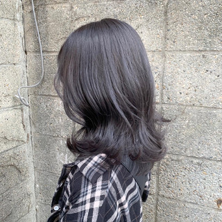 韓国ヘア ボブ 韓国風ヘアー モード ヘアスタイルや髪型の写真・画像