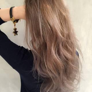 春 モード ロング パンク ヘアスタイルや髪型の写真・画像
