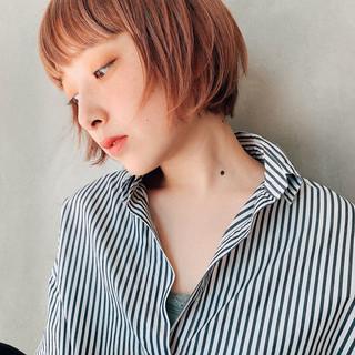 似合わせカット 阿藤俊也 ボブ ナチュラル ヘアスタイルや髪型の写真・画像