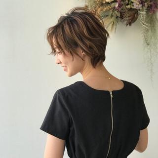 ヘアアレンジ 涼しげ デート 夏 ヘアスタイルや髪型の写真・画像