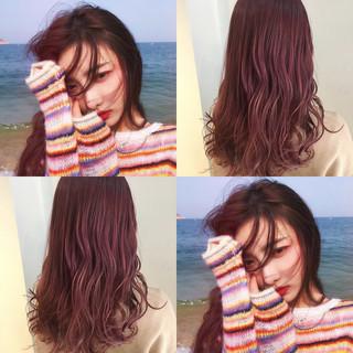ヘアアレンジ デート 簡単ヘアアレンジ セミロング ヘアスタイルや髪型の写真・画像