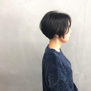 ショートヘア ショート 前下がりショート 刈り上げショート ヘアスタイルや髪型の写真・画像