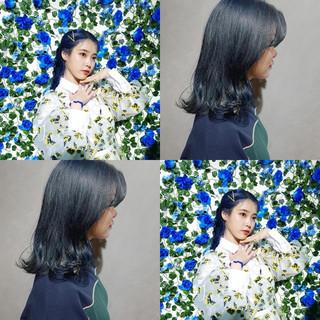 犬島麻姫子さんが投稿したヘアスタイル