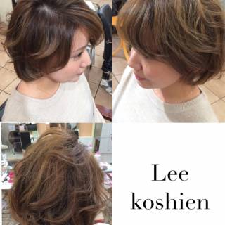 コンサバ ゆるふわ 外国人風 モテ髪 ヘアスタイルや髪型の写真・画像