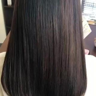 ナチュラル 頭皮ケア 髪の病院 ロング ヘアスタイルや髪型の写真・画像