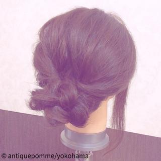 antiquepomme/yokohamaさんのヘアスナップ