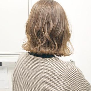 パーマ 簡単ヘアアレンジ スポーツ ボブ ヘアスタイルや髪型の写真・画像