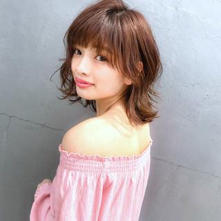 大人かわいい フェミニン 大人女子 小顔 ヘアスタイルや髪型の写真・画像