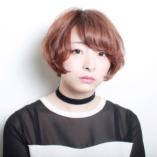 あなたのお悩み解決♡小顔に見える可愛いショートヘア5選