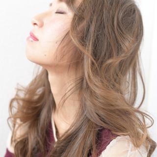 こなれ感 ガーリー フェミニン グラデーションカラー ヘアスタイルや髪型の写真・画像