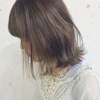 ストリート 色気 大人女子 ボブ ヘアスタイルや髪型の写真・画像