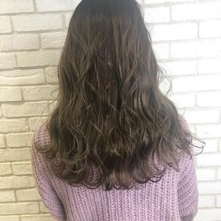 トリートメント サイエンスアクア 髪質改善トリートメント ナチュラル ヘアスタイルや髪型の写真・画像