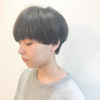 デート リラックス マッシュ モード ヘアスタイルや髪型の写真・画像