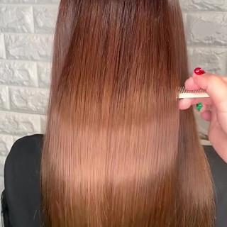 髪質改善 ロング 髪質改善トリートメント 美髪 ヘアスタイルや髪型の写真・画像 ヘアスタイルや髪型の写真・画像