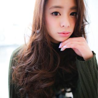 大人女子 こなれ感 小顔 エレガント ヘアスタイルや髪型の写真・画像
