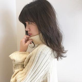 簡単ヘアアレンジ ミディアム アウトドア ナチュラル ヘアスタイルや髪型の写真・画像