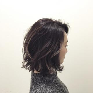 モード 暗髪 色気 黒髪 ヘアスタイルや髪型の写真・画像