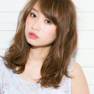 大人かわいい コンサバ 秋 フェミニン ヘアスタイルや髪型の写真・画像 ヘアスタイルや髪型の写真・画像