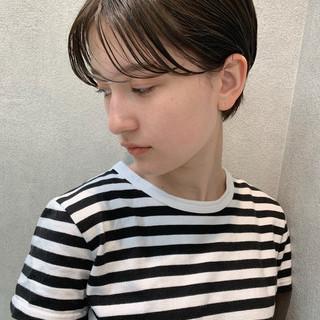 大人かわいい ショート 大人女子 大人ショート ヘアスタイルや髪型の写真・画像