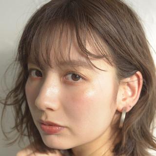 小谷 晴香さんのヘアスナップ