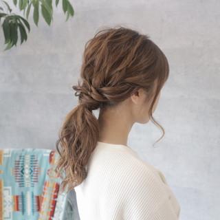 ヘアアレンジ 結婚式 エレガント 上品 ヘアスタイルや髪型の写真・画像 ヘアスタイルや髪型の写真・画像