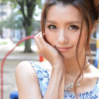 ヘアアレンジ ストリート モテ髪 愛され ヘアスタイルや髪型の写真・画像