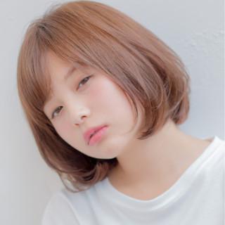 ナチュラル 前髪あり ガーリー 冬 ヘアスタイルや髪型の写真・画像