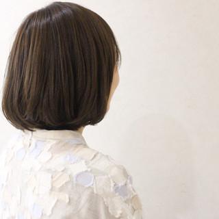 大人かわいい ナチュラル グレージュ 外国人風 ヘアスタイルや髪型の写真・画像