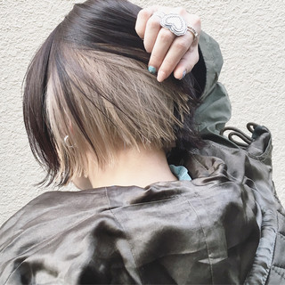 リアルに人気♡髪を切るなら「切りっぱなし」にしてみない?