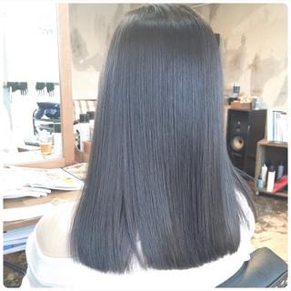 韓国ヘア アンニュイほつれヘア セミロング ヘアアレンジ ヘアスタイルや髪型の写真・画像