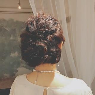 ロング パーティ 大人かわいい デート ヘアスタイルや髪型の写真・画像