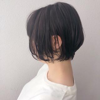 デート 黒髪 パーマ ナチュラル ヘアスタイルや髪型の写真・画像