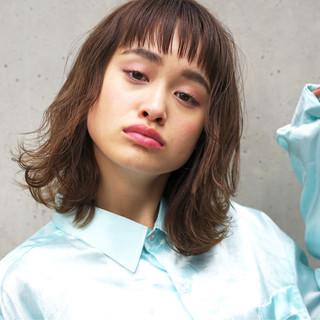 ストリート 外国人風 ボブ グラデーションカラー ヘアスタイルや髪型の写真・画像