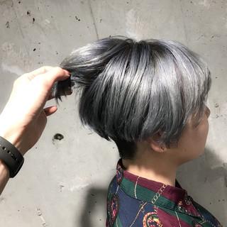 奥利 洸元さんのヘアスナップ