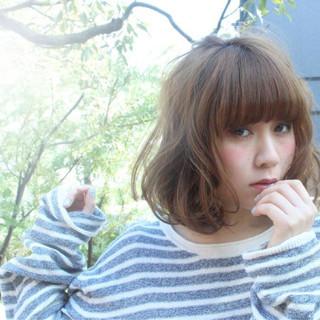 大人かわいい ガーリー アッシュ ゆるふわ ヘアスタイルや髪型の写真・画像
